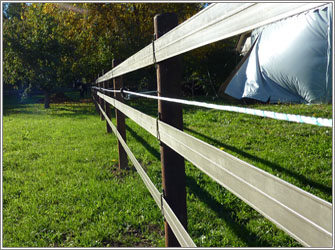 Jintan Kaijian Fencing Products Co Ltd Flex Rail Horse